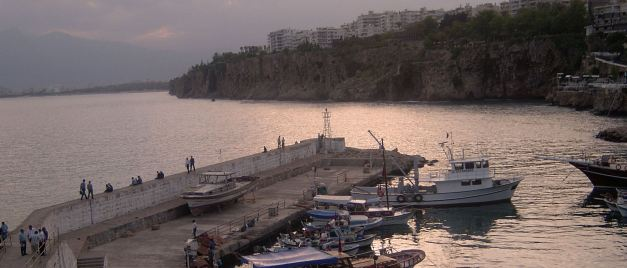 Antalya is one of Turkeys best seaside destinations