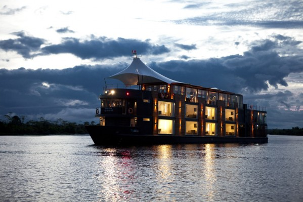 The Aria Amazon, we do recommend booking in advance .. 18 to10 months as preference to guarantee getting in when you want