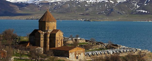 Armenian Church at Van