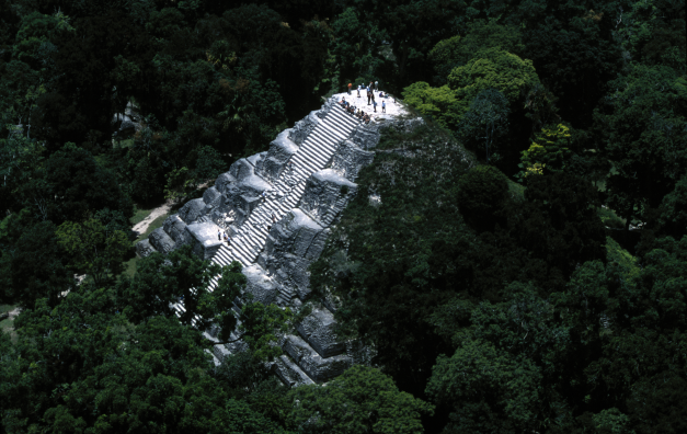 The Temple Complex at Tikal is probably the most iconic location in Guatemala