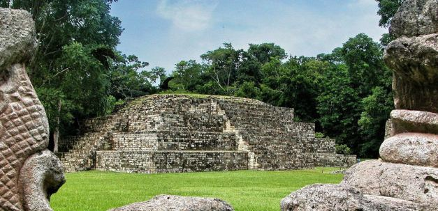 The Ruins Of Copan are a major highlight of most trips to Honduras