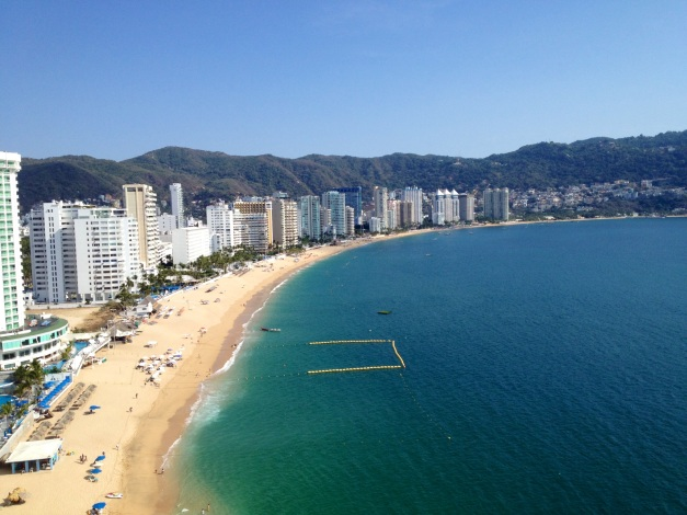 Acapulco is renowned for its beaches!