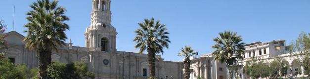 Arequipa is a must see destination in Peru's south