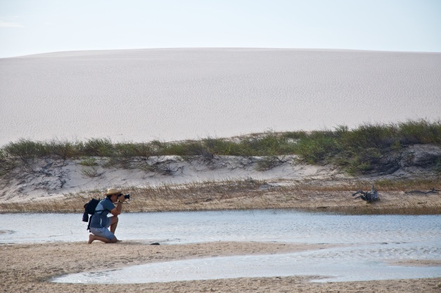 The best period to visit Lençois Maranhenses is from January to August