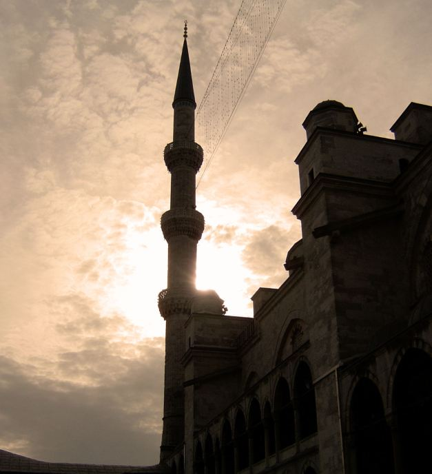 Sunset in Istanbul is an almost magical time to discover the city