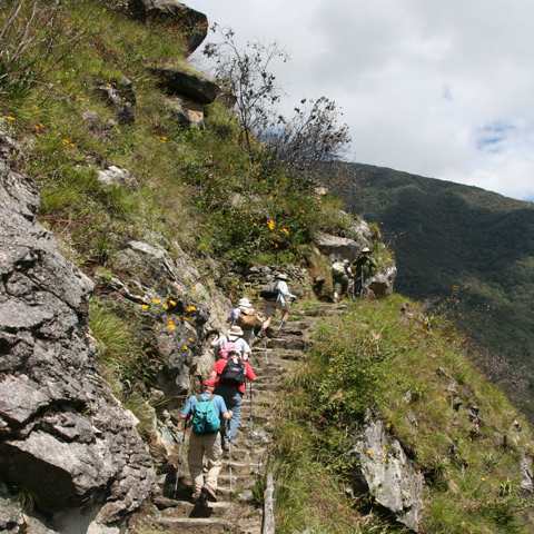 If you plan on walking the Inca Trail - book ahead to ensure you can do it when you want to
