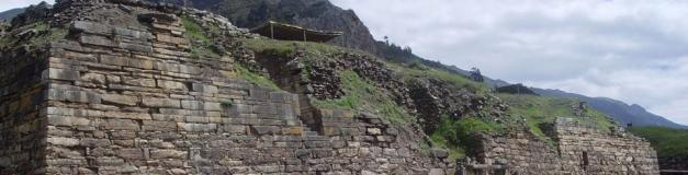 Chavin de Huantar, the ceremonial center that best represents high Peruvian culture