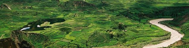 The Colca Valley is home to some of Perus most fantastic heritage sites