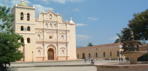 The Cathedral at Comayagua