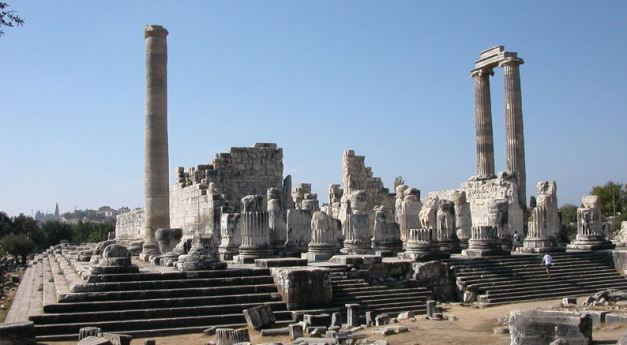 Remains of Ancient Didyma