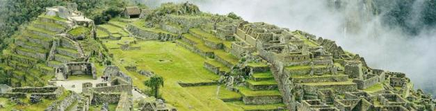 The Ancient City of Macchu Picchu