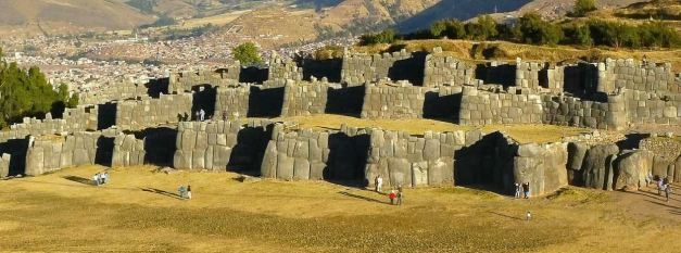 Fortaleza de Sacsayhuamán, one of the highlights of a visit to Cusco