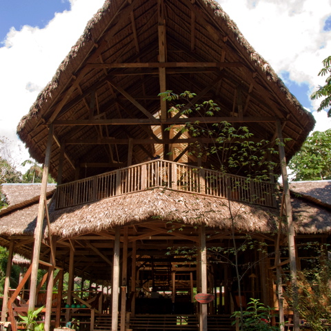 Experience The Amazon At Rainforest Refugio Amazonas