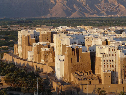Hadramaut is one of this programmes highlights