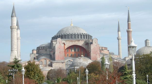 The Hagia Sofia is a highlight of most trips to Istanbul