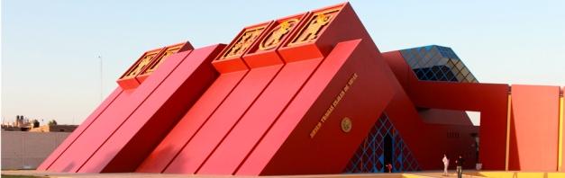 Royal Tombs Museum on Chiclayo