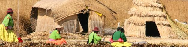 Uros and Taquile are highlights of any visit to Lake Titicaca