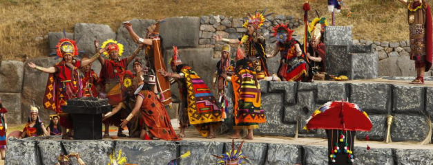 Inti Raymi is the Ancient Incan Festival of the Sun