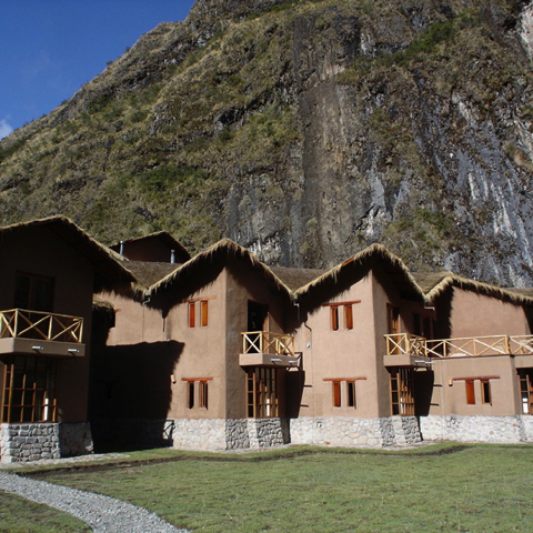 Salkantay Lodge in Soraypampa