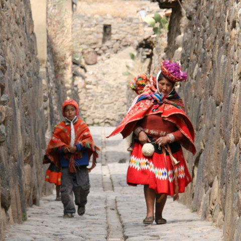 Ollantaytambo is a must see site in the Sacred Valley
