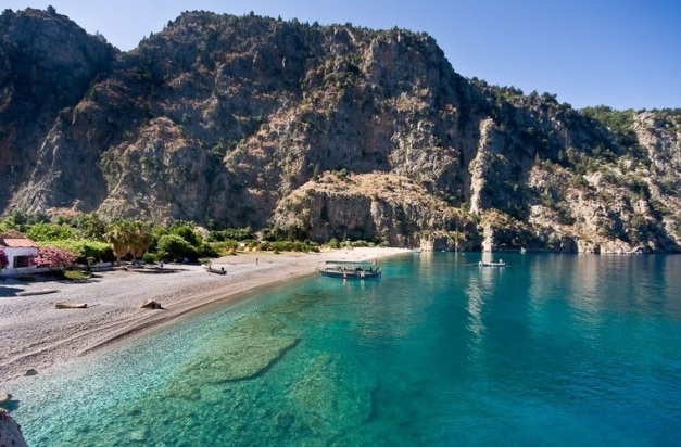 The Butterfly Valley, Oludeniz