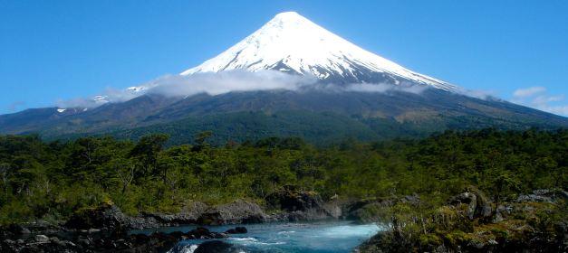 Orsono Volcano