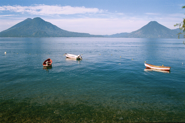 Lake Atitlan is one of the worlds most renowned lakes