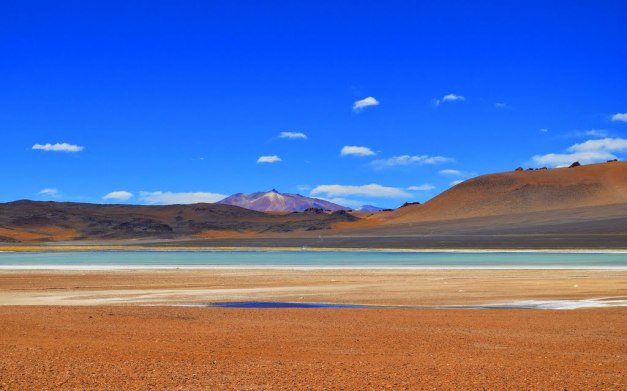 "San Pedro de Atacama .. the ""driest"" desert in the world"
