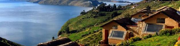 Suasi, the perfect point from which to explore Lake Titicaca