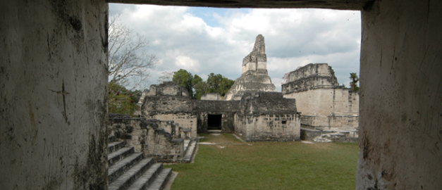 The Tikal Complex is a highlight of many trips to Guatemala