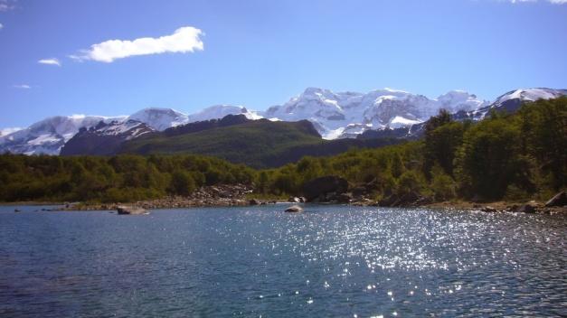 Lago Argentino  enroute to Lago Frias