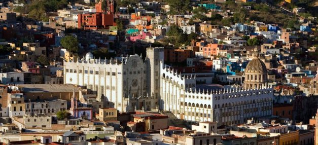 The University of Guanajuato