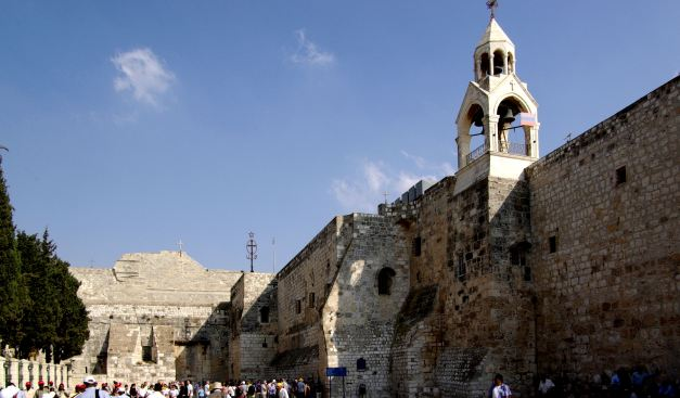 Bethlehem is known as the birthplace of Jesus