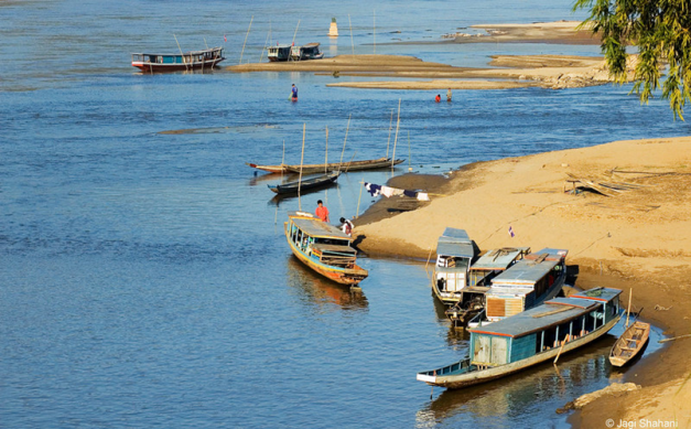 The Mekong Waterway is a life source for several countries