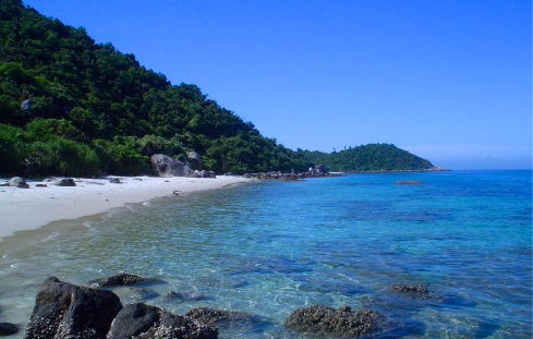 Cham Island (Cuo Lai) is known for its snorkelling opportunities