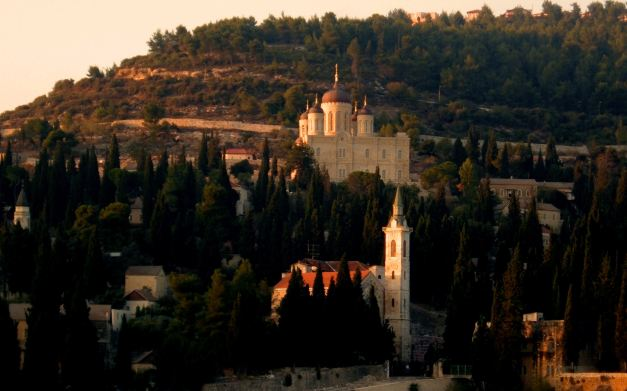 Ein Karem is known as the birthplace of John The Baptist