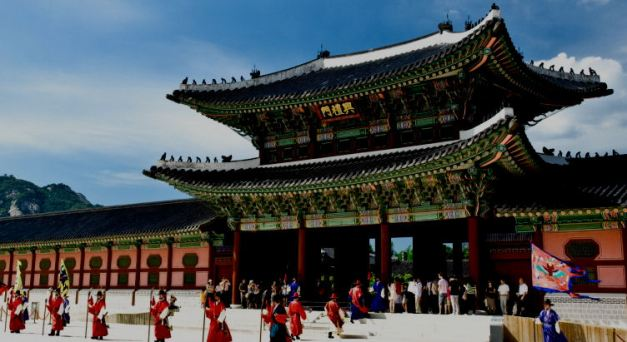 Gyeongbokgung Palace is one of Koreas true highlights
