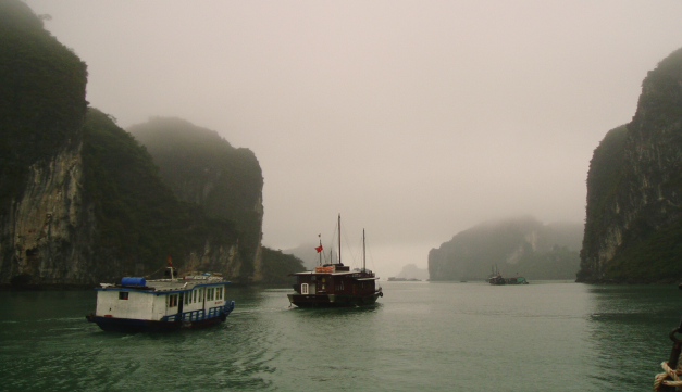 Junk Cruises are the most popular way to experience Halong bay