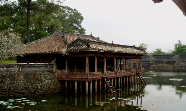 Visit the Imperial Citadel at Hue