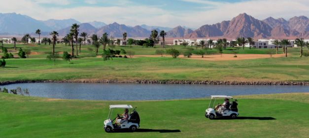 Jolie Ville Golf Resort at Sharm El Shiek