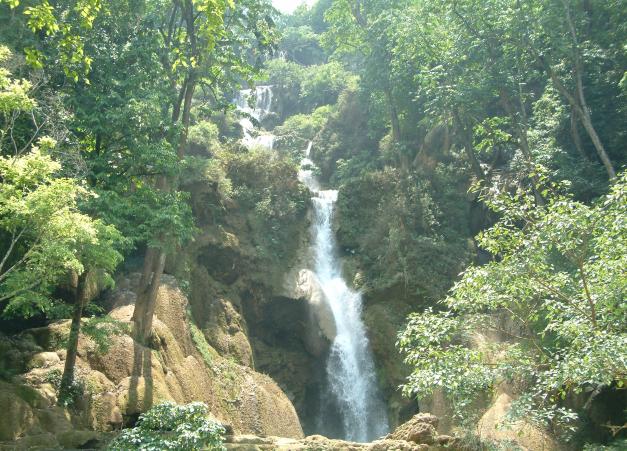Khouangsi Waterfalls, Luang Prabang