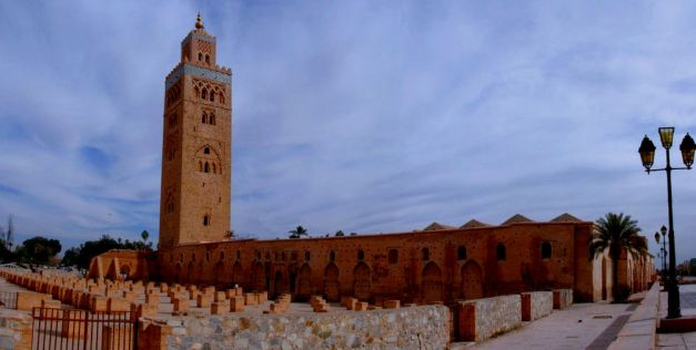 Koutoubia Mosque is a highlight of Marrakesh