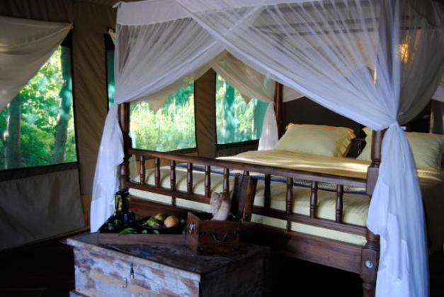 Accommodation at Kungwe Beach Lodge