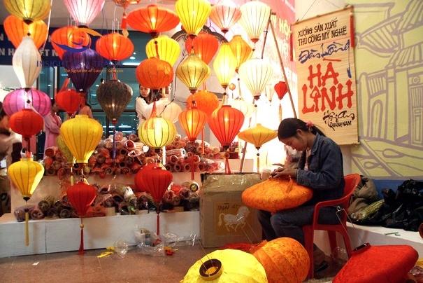Lantern Shop in Hoi An