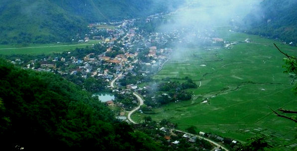 The Mai Chau Valley