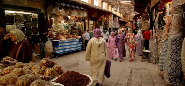 Fes is renowned for its Medinas'