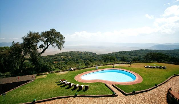 Suggested Lodge: Ngorongoro Sopa Lodge