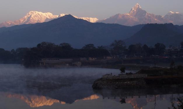Lake View at Pokhara