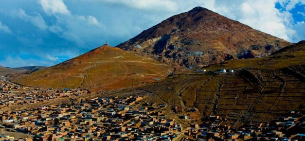 Potosi is known as the highest human settlement on Earth