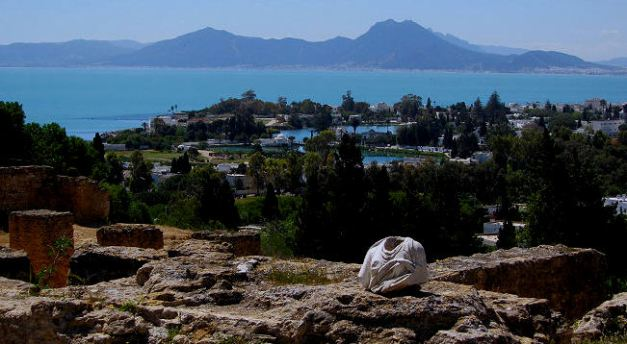 Carthage was once the seat of an Empire that reached across the Mediterranean